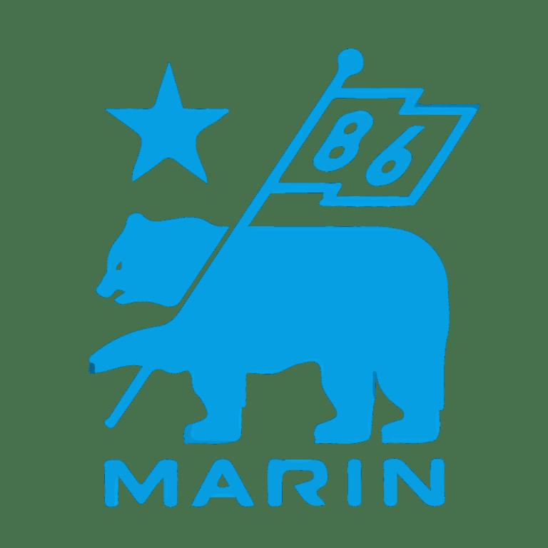 marin bikes logo