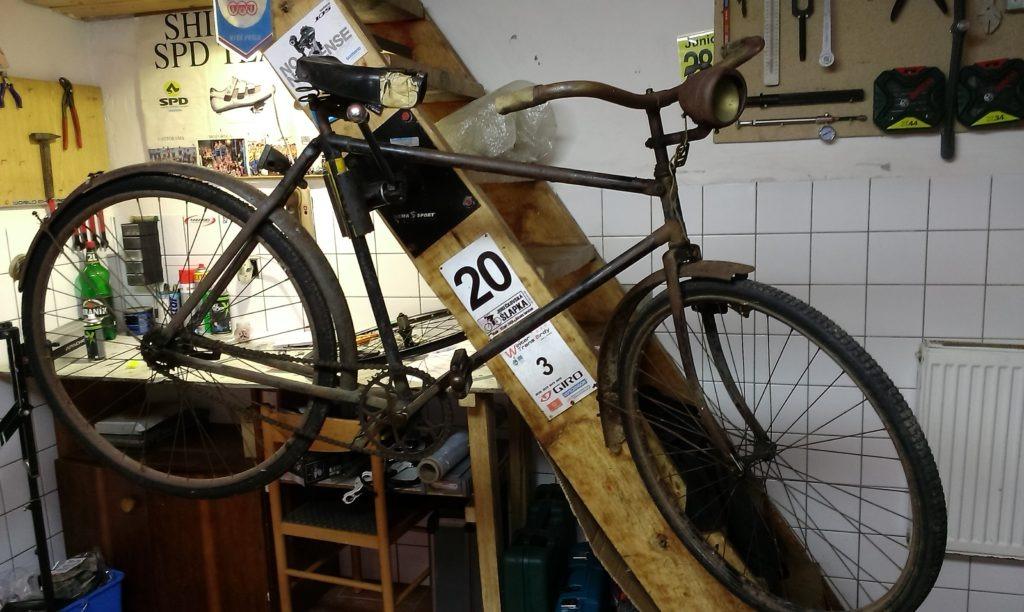 Pánské kolo před renovací