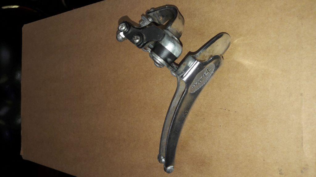 Přesmykač sachs huret průměr 28.6mm
